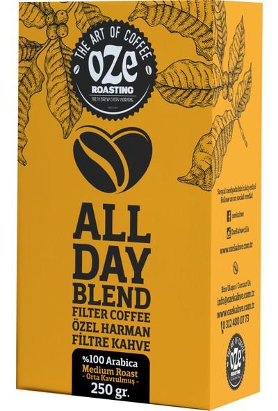 Oze All Day Blend Kahve 500 gr