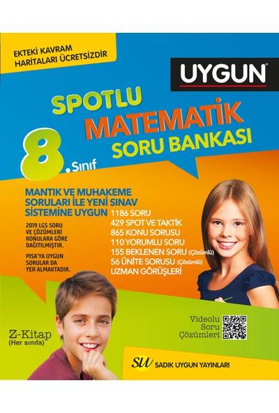 Sadık Uygun Yayınları 8.Sınıf Matematik Taktikli Soru Bankası