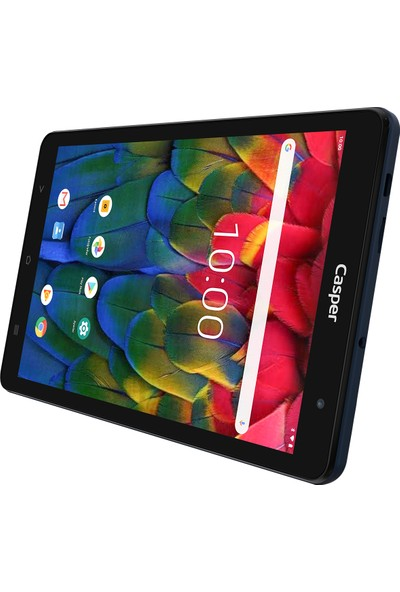 "Casper S38 16GB 8"" IPS Tablet - Mavi"