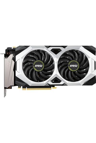 MSI GeForce RTX 2070 Super Ventus OC 8GB 256Bit GDDR6 (DX12) PCI-E 3.0x16 Ekran Kartı (GEFORCE RTX 2070 SUPER VENTUS OC)