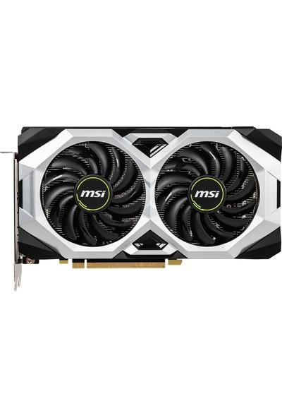 MSI GeForce RTX 2060 Super Ventus OC 8GB 256Bit GDDR6 (DX12) PCI-E 3.0x16 Ekran Kartı (GEFORCE RTX 2060 SUPER VENTUS OC)