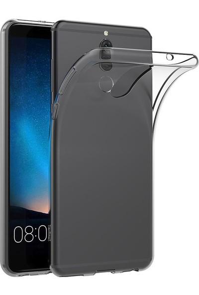 Melikzade Huawei Mate 10 Lite Premium Şeffaf Silikon Kılıf