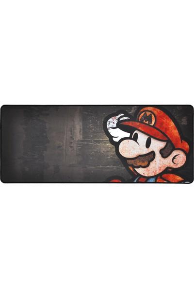 XRades Mario XL Gaming Oyuncu Mousepad 70 x 30 cm