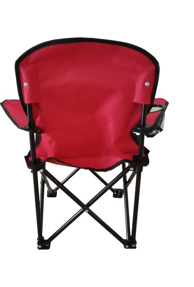 Joystar Uğur Böceği Figürlü Katlanır Çocuk Kamp Sandalyesi