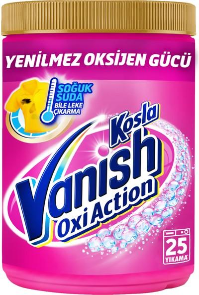Vanish Kosla Oxi Action Toz Leke Çıkarıcı 500 gr Renkliler İçin