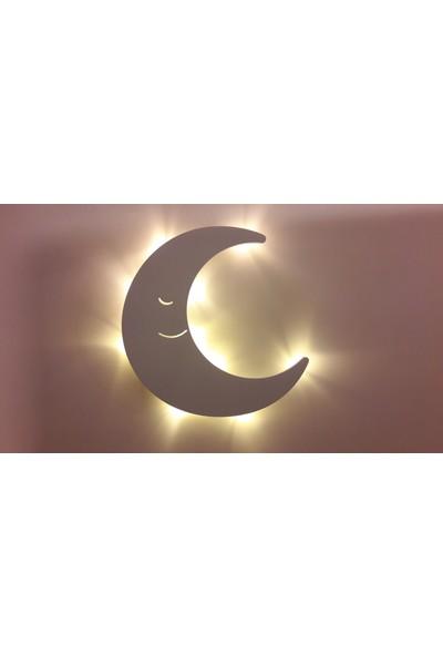 Bebenis Ay Gece Lambası