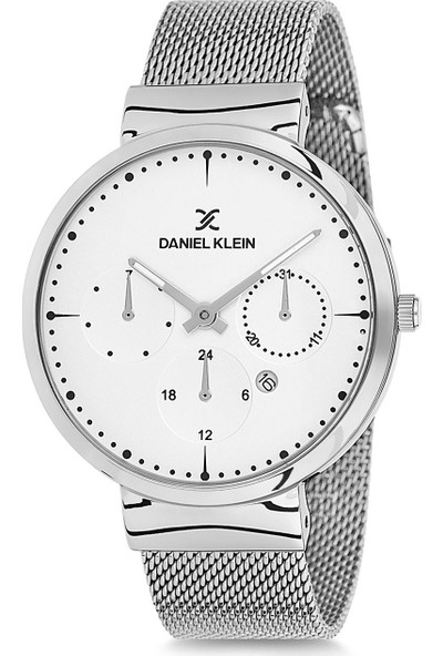 Daniel Klein DK012376F-01 Erkek Kol Saati