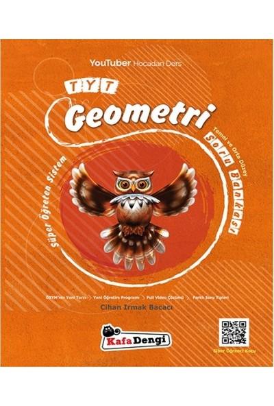 Kafa Dengi Yayınları TYT Geometri Soru Bankası Yeni Temel ve Orta Düzey