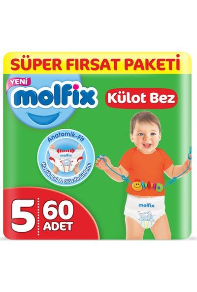 Molfix Külot Bez 5 Beden Junior Süper Fırsat Paketi 60 Adet