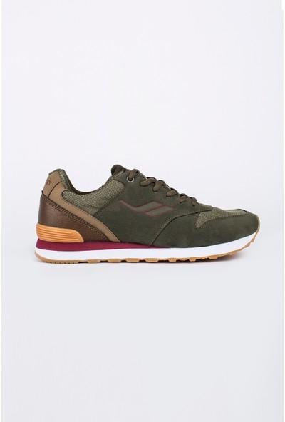 Lescon L-5523 Haki Erkek Sneakers Ayakkabı