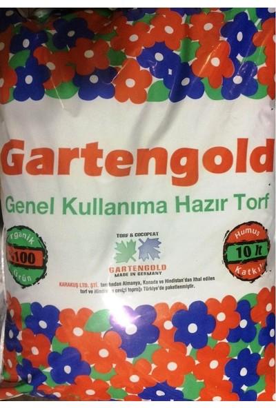 Gartengold Genel Kullanım Torf Organik 10 lt