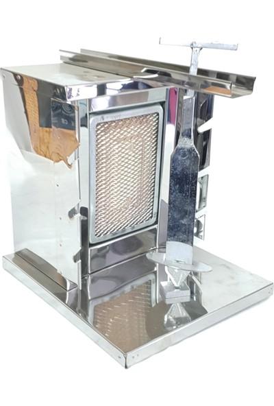 Yzc Döner Ocağı Ev Tipi Döner Makinesi Tekli Döner Ocağı Tek Gözlü Çelik Kasa