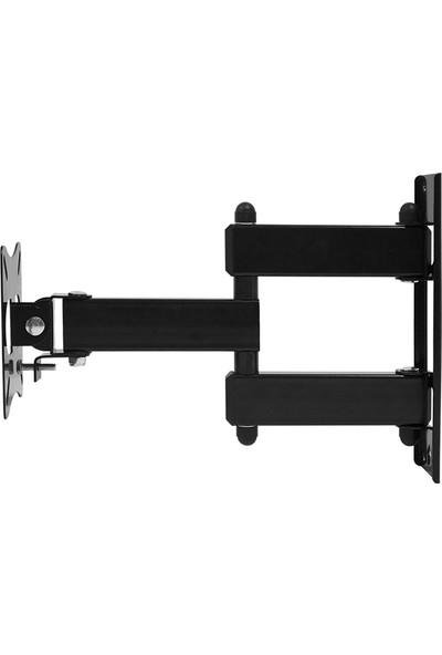 Botech BP-1027 10-27 Inç 26 -70 cm Çift Kollu Hareketli Askı Aparatı
