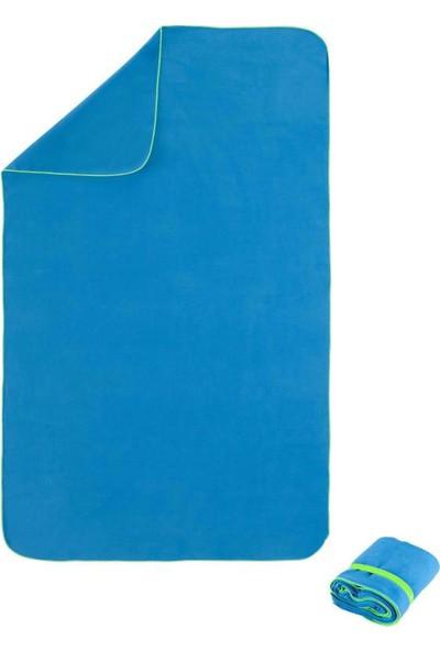 Nbj Yüzücü Plaj Havlusu 42 X 55 Cm Hafif Taşıması Kolay Mikrofiber Havlu Çabuk Kurur