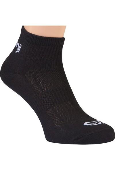 Kelanji Koşu Çorabı 3'lü Teri Emer ve Dışarı Atar