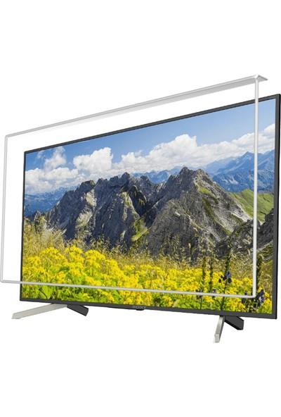 Etiasglass Sony KD-49XE7005 Tv Ekran Koruyucu (Ekran Koruma Camı)