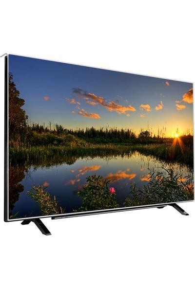 Etiasglass Beko B49L 8752 5S Tv Ekran Koruyucu (Ekran Koruma Camı)