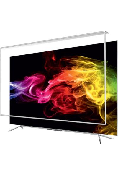 Etiasglass Grundıg 49Cle5545Bg Tv Ekran Koruyucu / Ekran Koruma Camı
