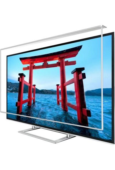 Etiasglass Toshiba 43L2863Dat Tv Ekran Koruyucu / Ekran Koruma Camı