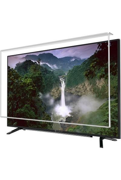 Etiasglass 65'' CurvedKavisliTv Ekran Koruyucu/Ekran Koruma Camı