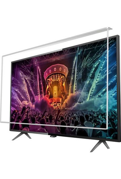 Etiasglass PHILIPS 55PUS8303 Tv Ekran Koruyucu / Ekran Koruma Camı