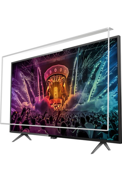 Etiasglass Philips 55Pus7503 Tv Ekran Koruyucu / Ekran Koruma Camı