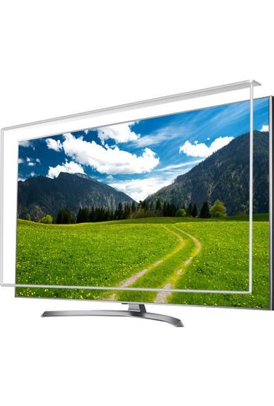 Etiasglass Lg 55Uj630V Tv Ekran Koruyucu / Ekran Koruma Camı Uyumlu