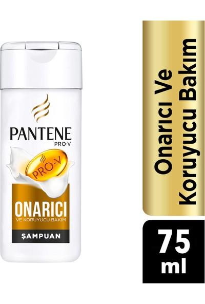 Pantene Onarıcı ve Koruyucu Bakım 75 ml Şampuan Seyahat Boyu