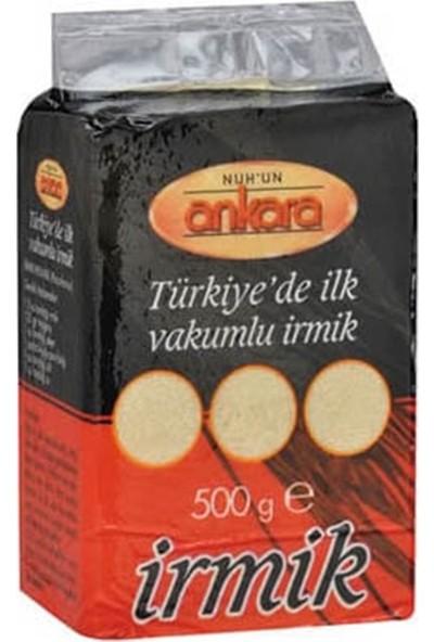 Trakya Bakliyat Trakya Bakliyat Nuhun Ankara Makarna Irmik 500 gr 5 Adet