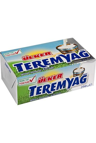 Trakya Bakliyat Trakya Bakliyat Teremyağ Margarin 250 gr 5 Adet