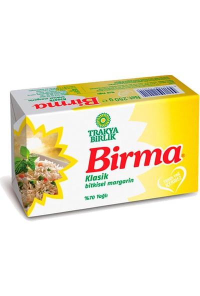 Trakya Bakliyat Trakya Bakliyat Birma Margarin 250 gr 5 Adet