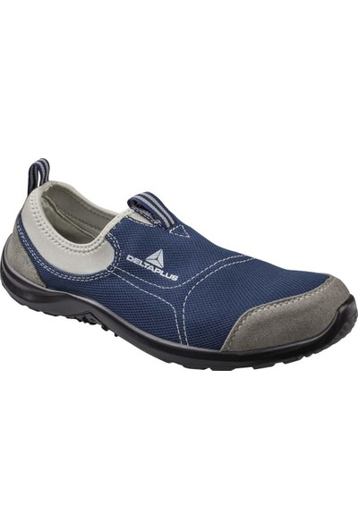 Delta Plus Miami S1P Src Polyester Pamuk İş Ayakkabısı Lacivert 37