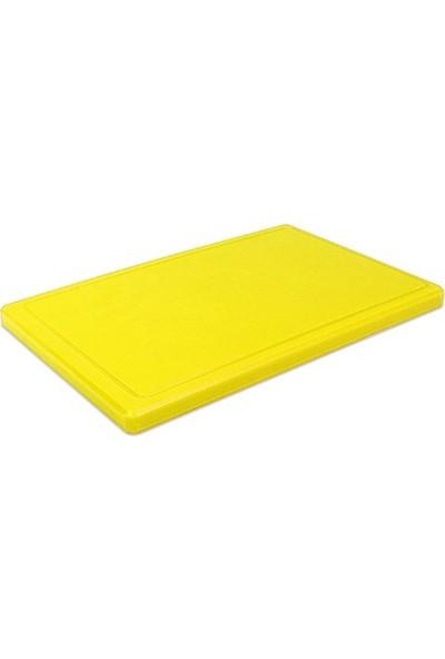 Oleotech Doğru Kesme Tahtası 2 x 30 x 50 cm Sarı