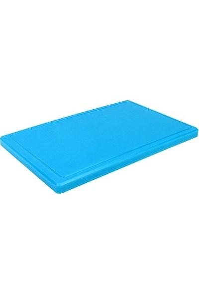 Oleotech Doğru Kesme Tahtası 2 x 30 x 50 cm Mavi