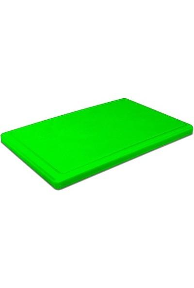 Oleotech Doğru Kesme Tahtası 1,5 x 25 x 40 cm Yeşil
