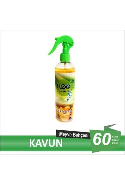 Neo Air Fresh Oda Kokusu, Oto Kokusu, Kavun 400 ml