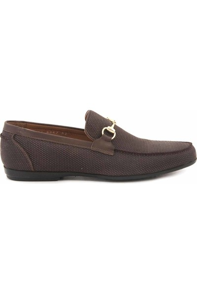 Kemal Tanca Deri Erkek Loafer 9917