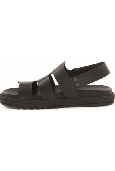 Mocassini Deri Erkek Sandalet 0510