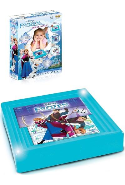 Disney Frozen 9 In1 Puzzle Hafıza Oyun Seti