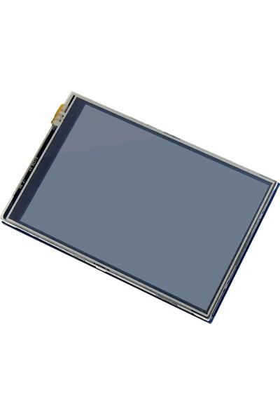 "Raspberry Pi 3.5"" Tft LCD Dokunmatik Ekran - 480X320PX + Kalem"