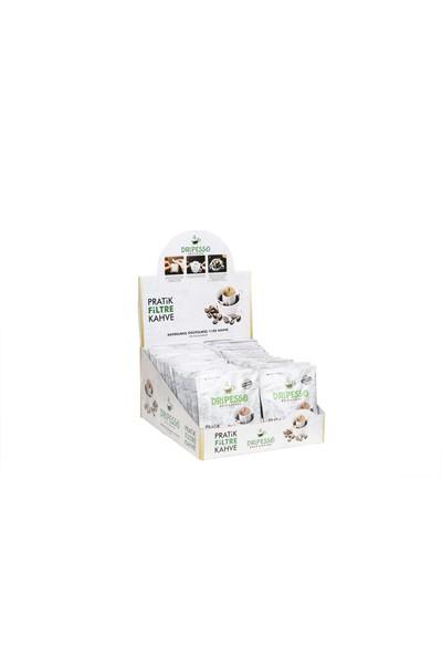 Dripesso Pratik Filtre Kahve 50'li Paket