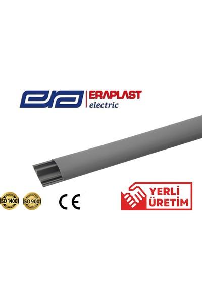 Eraplast 50 x 12 mm Yapışkan Bantlı Balık Sırtı Kablo Kanalları 1 Boy 2 m