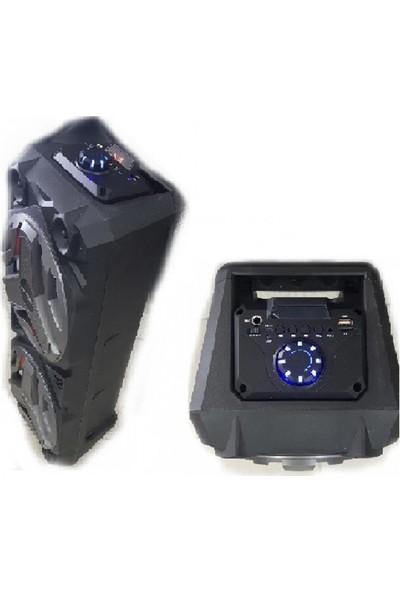 Platoon PL4128 KTS-1054 USB/SD/AUX/FM/BT Taşınabilir Hoparlör