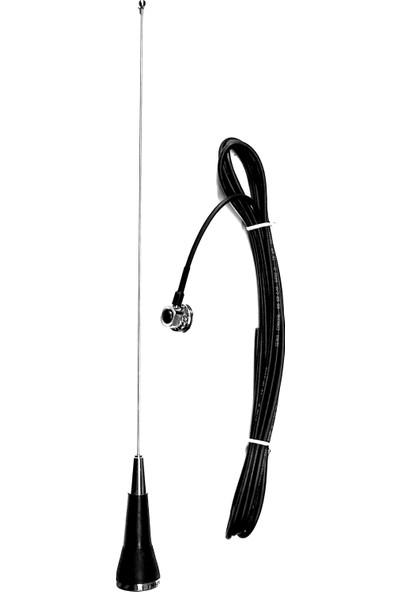 Fox Elektronik At 17 Araç Telsiz Anteni Uhf