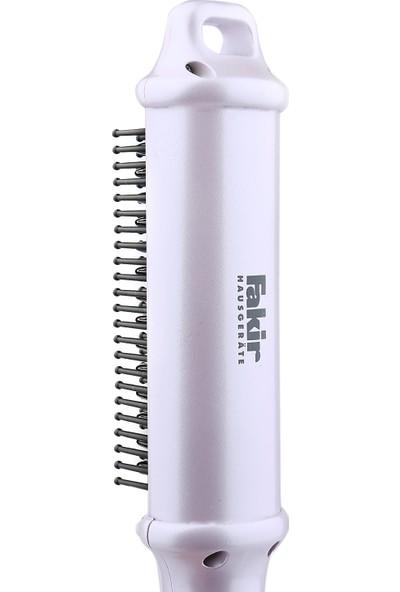 Fakir İllusion Pembe Renk Elektrikli Saç Düzleştirici Fırça