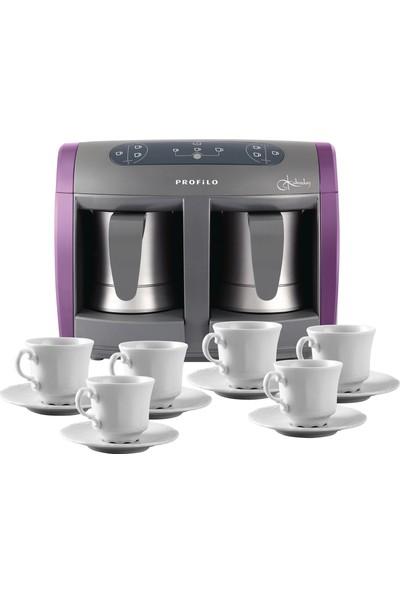 Profilo PKM6009 Kahvedan Kahve Makinesi