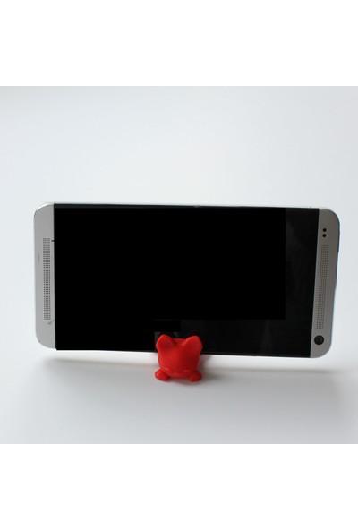 Mumu Kedi Figürlü Masaüstü Cep Telefonu ve Tablet Standı