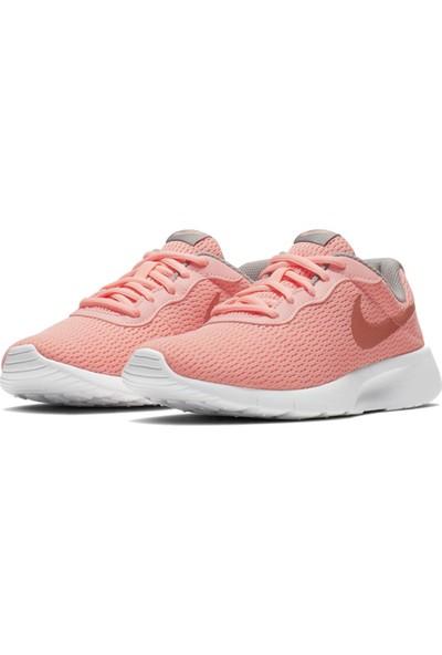 Nike Tanjun Spor Ayakkabı Gs Pembe