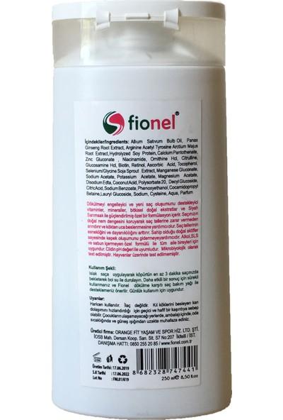 Fionel Dökülme Karşıtı Şampuan 250 ml