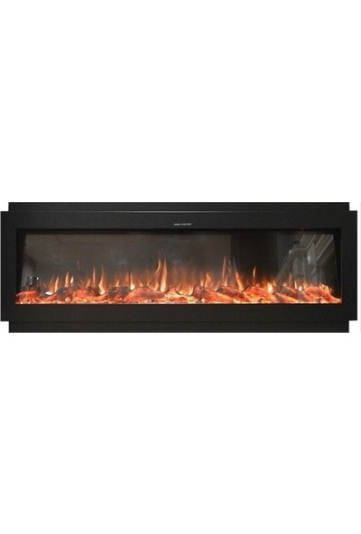 Ateşin Efendisi Elektrikli Şömine 72-Bif 183 Lük Plazma